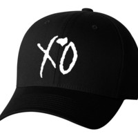 xo the weeknd hats