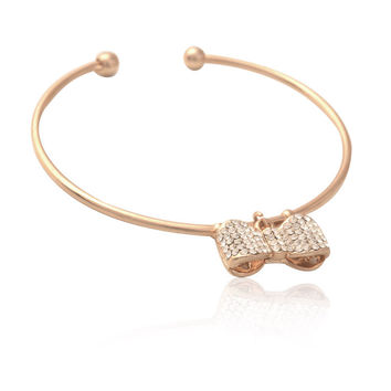 New Arrival Gift Stylish Shiny Hot Sale Awesome Great Deal Butterfly Korean Bangle Accessory Bracelet [6573093511]