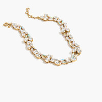 J.Crew Womens Mixed Crystal Necklace