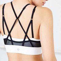 Without Walls Mesh Halter Bra - Urban Outfitters