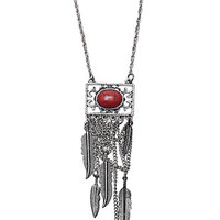 With Love From CA Square Dream Catcher Necklace at PacSun.com