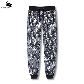 Mens Fashion Sweatpants With Elastic Waist Pans Side Zipper Pocket Design Streetwear Sweatpants Mens Fleece Fashion Pants