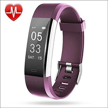 Fitness Tracker, Heart Rate Monitor Activity Tracker
