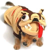 Pet Costume for Dogs in Mad Dog