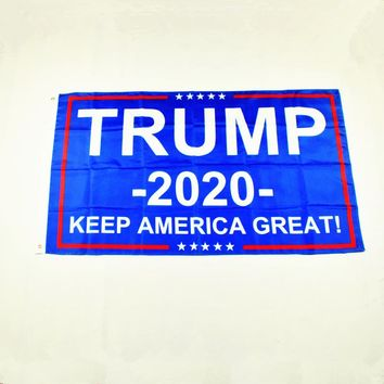 Trump Flag 2020 Keep America Great Donald For President USA Flags 3 By 5 Foot Flag Trump American Flag Brass Grommets Banners