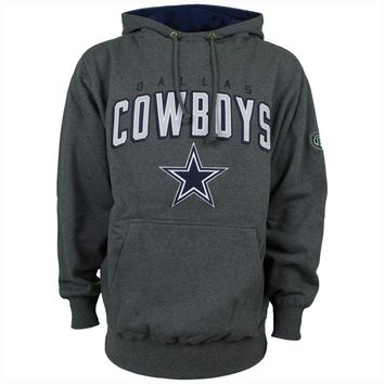 Dallas Cowboys NFL Howie Charcoal Hoodie