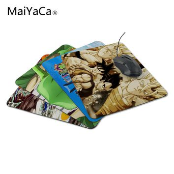 MaiYaCa Hot Sale Japanese Anime Dragon Ball Game Mat to Mouse Custom Print Durable Gaming Mouse Pad