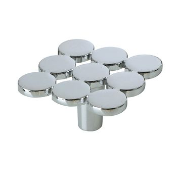 Tempo 1-3/4 in. Polished Chrome Cabinet Knob