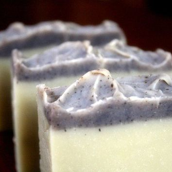 Blackberry Sage Vegan Cold Process Soap
