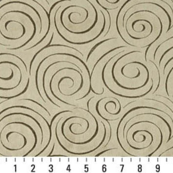 Beige Microfiber Fabric | Upholstery Grade | Stain Resistant