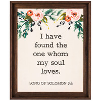 Song of Solomon 3:4 Wall Decor | Hobby Lobby | 1136290
