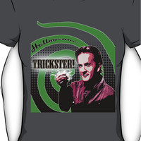 Supernatural: Hello Trickster! Women's T-Shirt