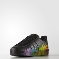 Adidas Originals Men's Superstar Pride Pack Shoes Size 10 us BB1687