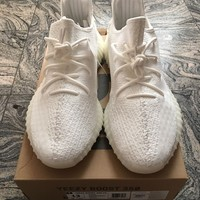 Come With Box New Adidas Yeezy Boost 350 V2 Cream White Size 13 Kanye West SOLD OUT