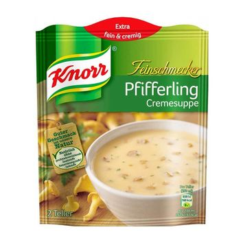 Knorr Germany - Gourmet Chantarelle Cream Soup with Herbs, 2.2 oz
