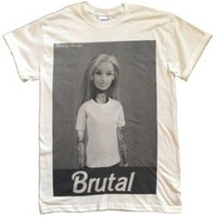 Thieves of Thunder — Brutal Barbie Unisex Tee.