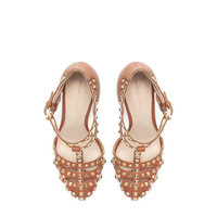 STUDDED HIGH HEEL SANDAL - Stock clearance - Woman | ZARA United States