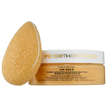 24K Gold Pure Luxury Cleansing Butter - Peter Thomas Roth | Sephora