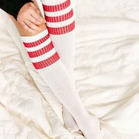 Three-Stripe Sporty Knee-High Sock-