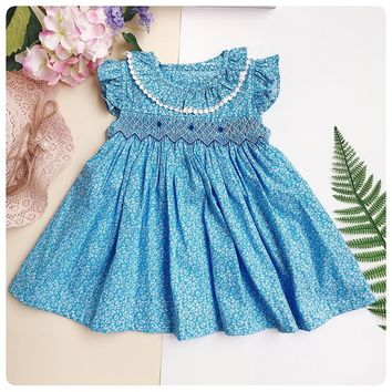 731a717c238f Best Baby Smock Dress Products on Wanelo