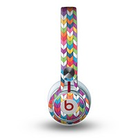 The Color Knitted Skin for the Beats by Dre Mixr Headphones