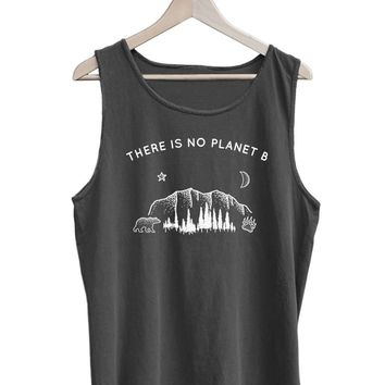 There Is No Planet B - Beach Tank