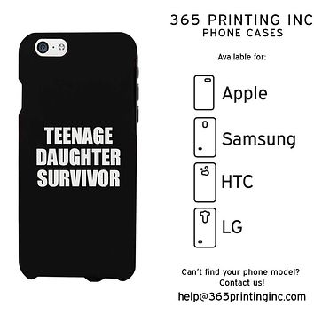 Teenager Daughter Survivor Cute Phone Case Funny Phone Cover Great Gift