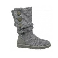 UGG Classic Cardy 5819 Grey Outlet UK