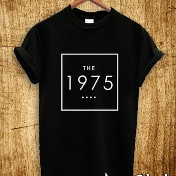 the 1975 shirt indie rock band t shirt tee for men and women tee