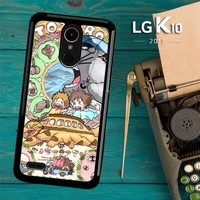 My Neighbor Totoro Studio Ghibli L1460 LG K10 2017 / LG K20 Plus / LG Harmony Case