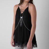 BKE Chevron Body Chain