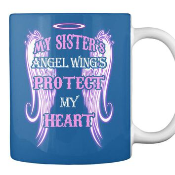 My Sister's Angel Wing's...