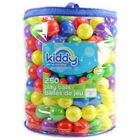 Kiddy Up 250ct Pit Balls - Walmart.com