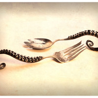 Sea Silverware Set