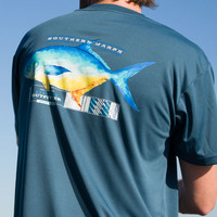 Southern Marsh FieldTec Outfitter Collection - Pompano - Short Sleeve