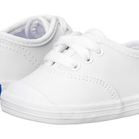 Keds Kids Champion Lace Toe Cap 2 (Infant)