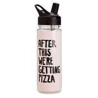 Work It Out Water Bottle - Two Options