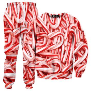 Candy Cane Tracksuit