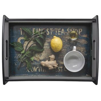 The Finest Tea Serving Tray