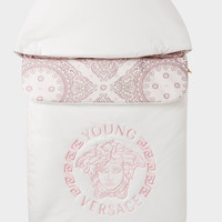 Young Versace Hooded New Born Nest for New Born | US Online Store