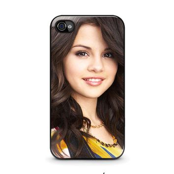 SELENA GOMEZ iPhone 4 / 4S Case Cover