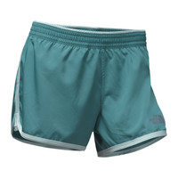 Women's Reflex Core Shorts in Tapestry Blue/Windmill Blue by The North Face
