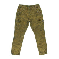 Barley & Bass Mens Spencer Twill Cargo Pants