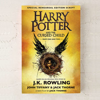 Harry Potter And The Cursed Child: Parts 1 & 2 By J.K. Rowling, John Tiffany & Jack Thorne - Urban Outfitters