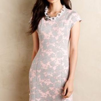Mignon Doo Rosarium Dress in Pink Size: