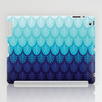 Arctic Ombre! iPad Case by TotalBabyCakes