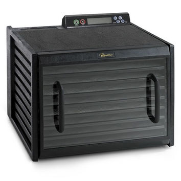 Excalibur 3948CD Digital Dehydrator with Clear Door