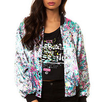 The Jackson Bomber Jacket