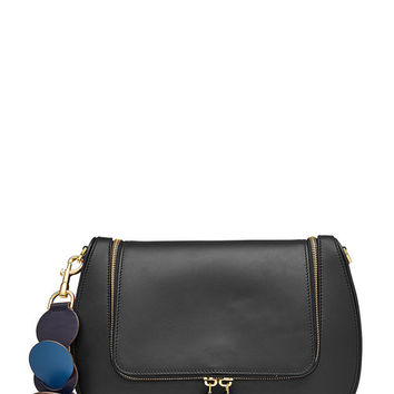 Vere Leather Shoulder Bag - Anya Hindmarch | WOMEN | US STYLEBOP.COM