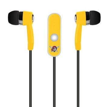 ESBHJ2 PITTSBURGH PIRATES HANDS FREE EAR BUDS